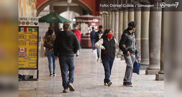 Puebla suma 240 casos nuevos de Covid-19; hasta julio bajarían contagios