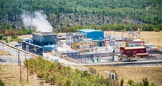 """Slim y China, interesados en ampliar geotermoeléctrica """"Los Humeros"""" en Puebla"""