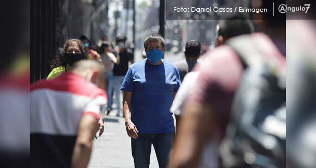 Nuevo récord de contagios de Covid-19 en Puebla, en un día hubo 294 casos