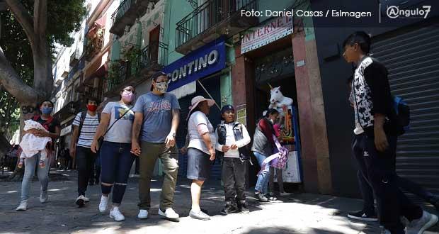 Puebla se mantiene en alerta roja de Covid-19 por cuarta semana consecutiva