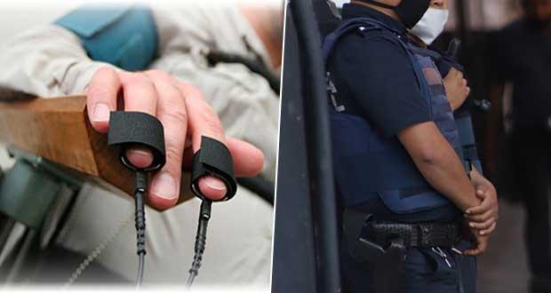 En Puebla, 7% de policías pasó control de confianza; 9% en el país