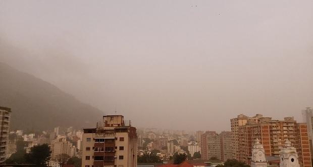 Checa las recomendaciones ante llegada de polvo del Sahara