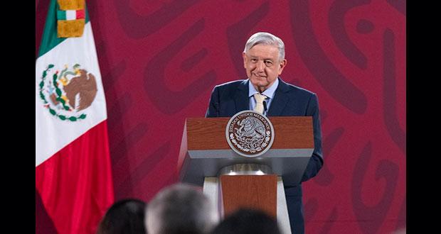 AMLO evita hablar de Barbosa tras dichos de desapariciones en Puebla