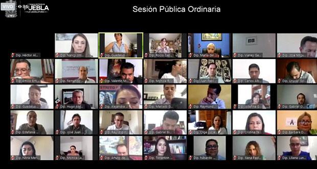 Ley de Amnistía de Puebla va a comisiones para ser analizada