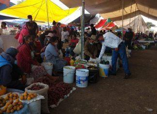 Después del 15 de junio, regresarían tianguistas de Antorcha en Atlixco