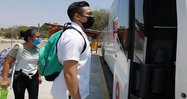 50 mil trabajadores del sector salud usan el transporte gratuito