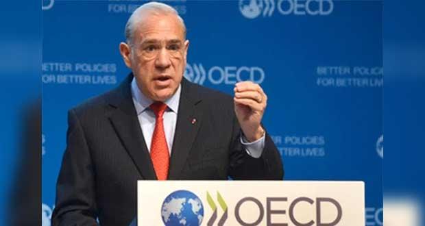 Tras 15 años al frente, Ángel Gurría dejará la OCDE en 2021