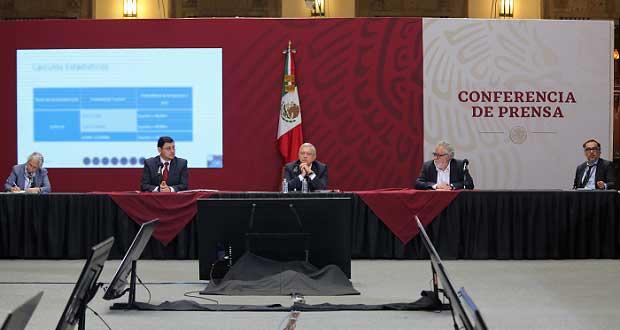 AMLO y padres de los 43 de Ayotzinapa revisan avances en caso