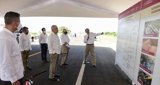 Autopista en Oaxaca impulsará desarrollo social y económico: SCT