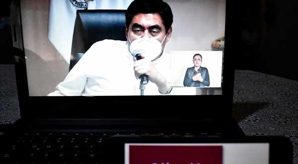 Barbosa pide no hacerse pruebas rápidas de Covid; no son certeras