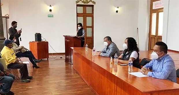 Beneficia Comisión de Vivienda a 998 poblanos
