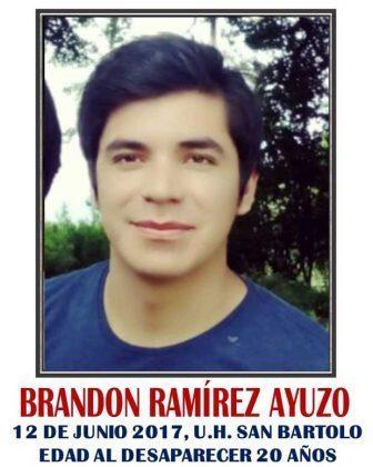 Por la desaparición de Brandon, hay un detenido, pero sin sentencia