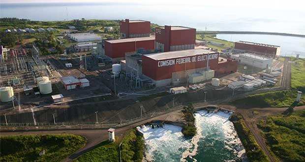 Sener renueva a 2050 licencia de central nuclear de Laguna Verde