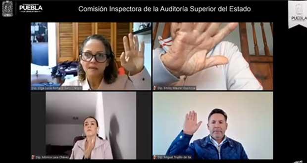 Congreso pide a ASE vigilar gastos Covid de municipios y dependencias