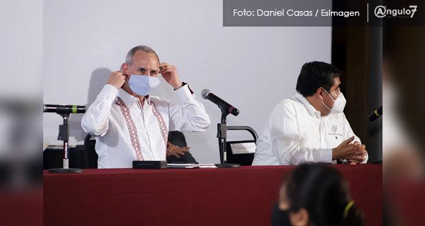 Puebla seguirá en semáforo rojo por Covid; contagios se desaceleran: SS