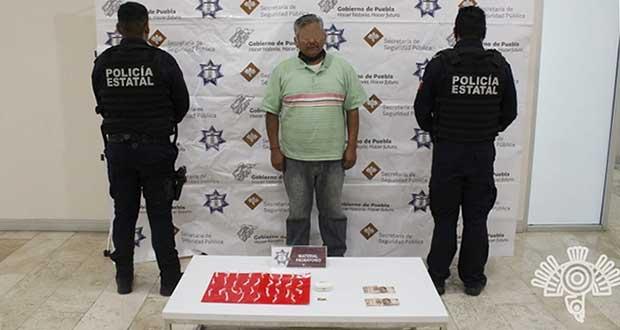 """Detienen a """"El Gato"""", dedicado al robo de gas en Xonacatepec"""