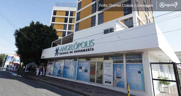 Escuela Angelópolis no tramita plazas de servicio social; SS estatal interviene