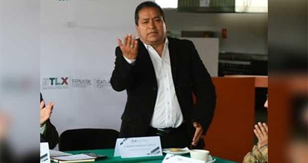 Muere edil de Amaxac, Tlaxcala, segundo en ese estado; suman 8 en el país