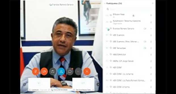 11 contagios en la ASE, señala auditor en foro virtual