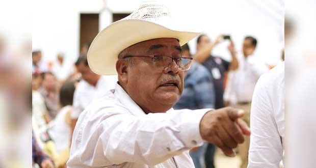 Falso que edil de Ajalpan haya regresado; será detenido: Barbosa