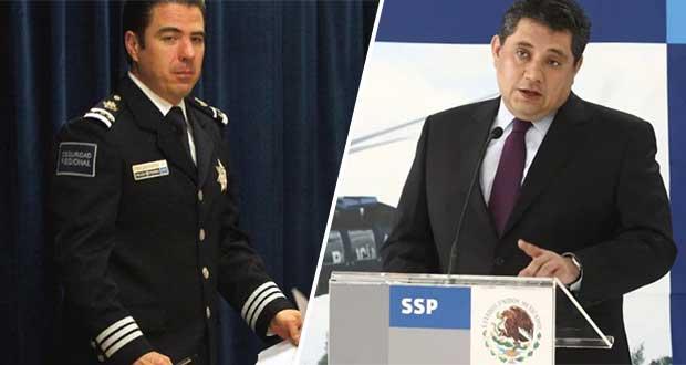 Justicia de EU va contra otros dos altos funcionarios de Calderón