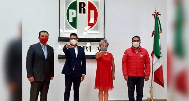 Néstor Camarillo, designado dirigente provisional del PRI en Puebla