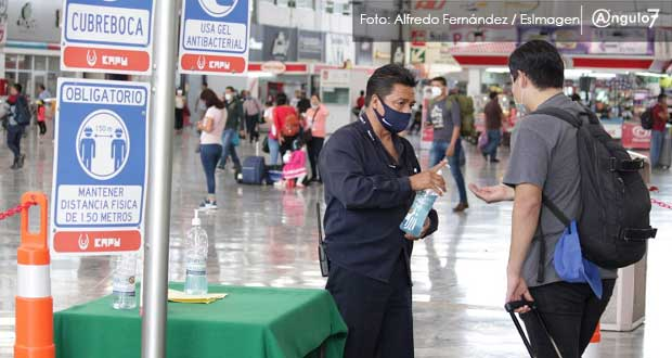 Puebla llega a 11,549 casos de Covid-19; contagios suben 5.7% en tres días