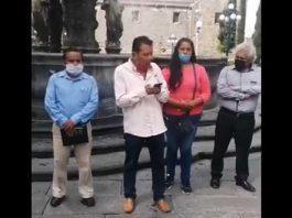9 activistas más de Amozoc serían detenidos, alertan; piden a Segob intervenir
