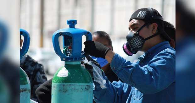 Dos empresas producen oxígeno suficiente para abasto nacional: Profeco