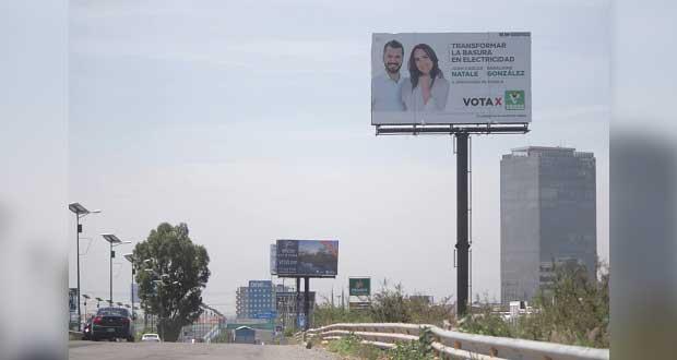 Iniciativa electoral busca generar equidad en elecciones: Barbosa