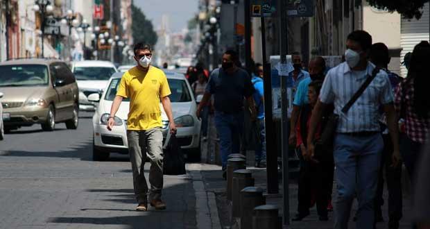 Con 306 nuevos casos de Covid, Puebla suma 15,182; 63% se recuperó