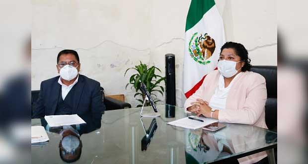 San Andrés Cholula firma convenio con Insus para escriturar terrenos
