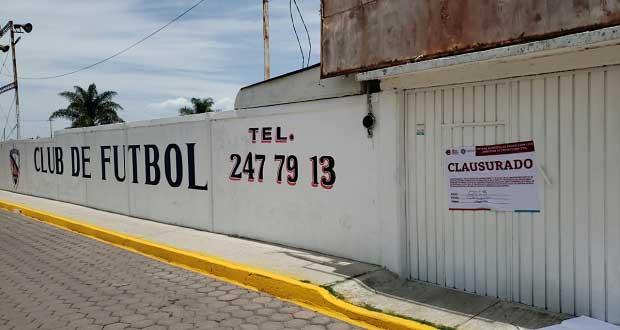 San Andrés clausura cuatro eventos para evitar contagios de Covid
