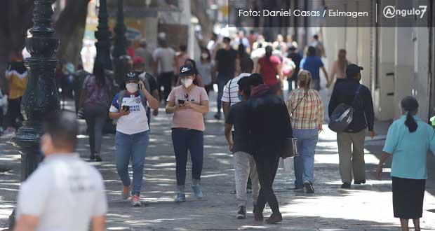 Puebla suma 210 casos de Covid; pandemia se comienza a controlar: Barbosa