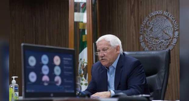 Con sanidad vegetal, México va por autosuficiencia alimentaria: Sader