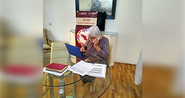 Issste implementa acompañamiento telefónico para adultos mayores