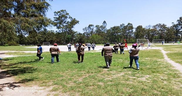 Por Covid, Comuna suspende eventos deportivos y pelea de gallos