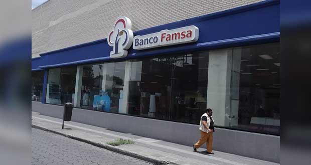 Pensiones, garantizadas pese a recibirlas en banco Famsa: IMSS