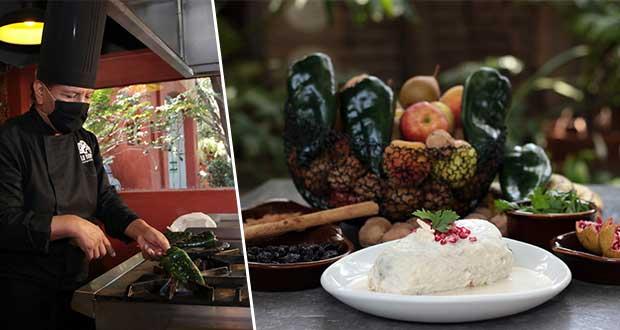 Chef llama apoyar a productores en temporada de chiles en nogada