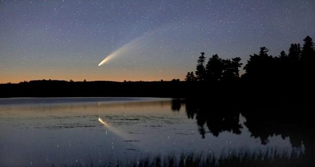 A simple vista, podrás ver desde México al cometa Neowise