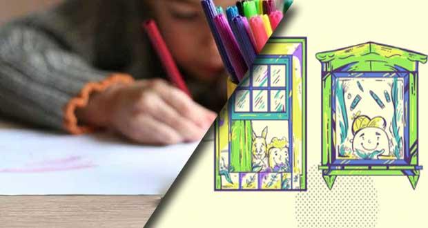 ¿Te gusta dibujar? Participa en concurso de Imacp para niños y jóvenes