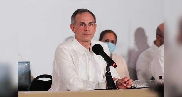 Asegurada, segunda dosis de vacuna contra Covid-19: López-Gatell
