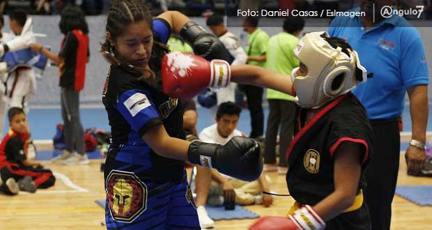 Por Covid, ayuntamiento de Puebla dará apoyos a deportistas de contacto