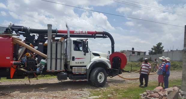 Antorcha atiende demandas en colonias Tlanesse y San Juan Tulcingo