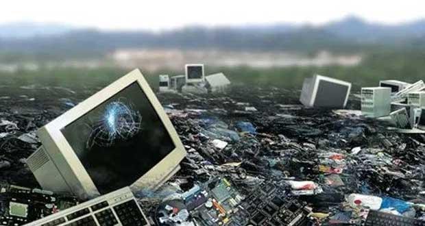 En 2019, se tiraron 53 millones de toneladas de desechos electrónicos