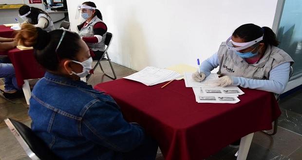 Comuna de Puebla entrega 250 de los 1,500 apoyos a artesanos