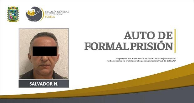FGE de Puebla logra prisión a presunto feminicida detenido en CDMX
