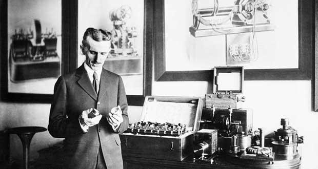 Se cumplen 164 años del natalicio de Nikolas Tesla; checa sus inventos
