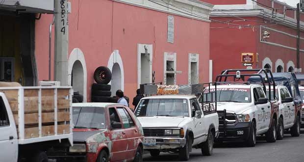Policía municipal, coludida con la Nueva Maldita Vecindad: Barbosa