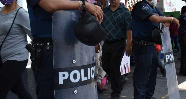 """Comuna expropiará predio para base policial que """"combata"""" en mercados"""